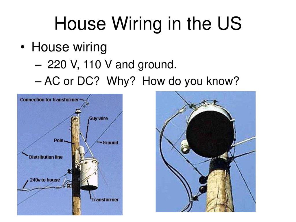 5 House Wiring ...