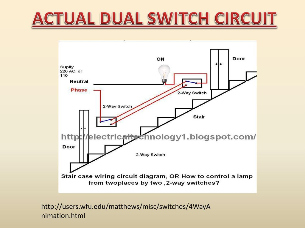 Electrical Energy And Power Ppt Download 2 Way Switch Neutral 10 Actual Dual Circuit