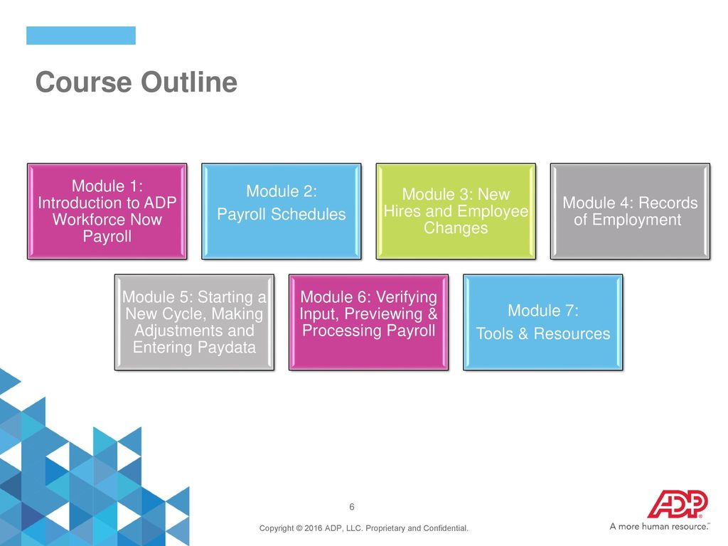 Welcome to Payroll for ADP Workforce Now® - ppt download
