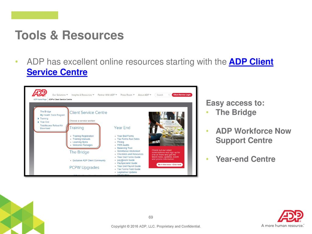 welcome to payroll for adp workforce now ppt download