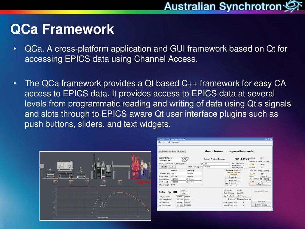 Qt GUI and IDE development in EPICS - ppt download