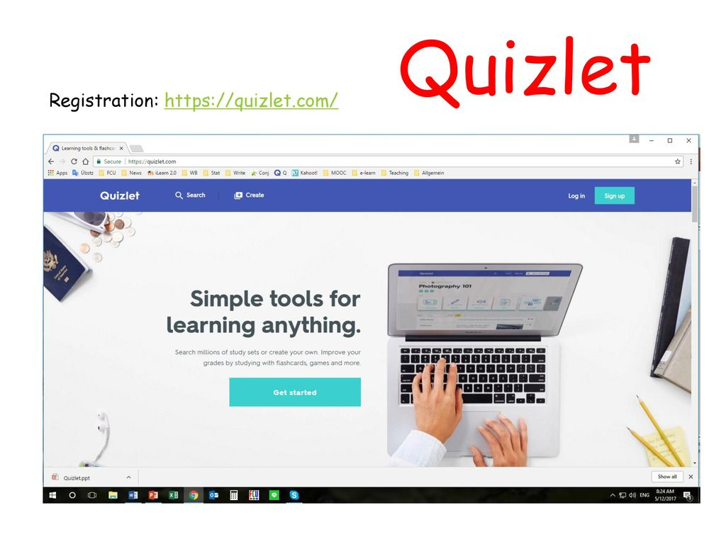Quizlet and Kahoot – two powerful tools in language teaching