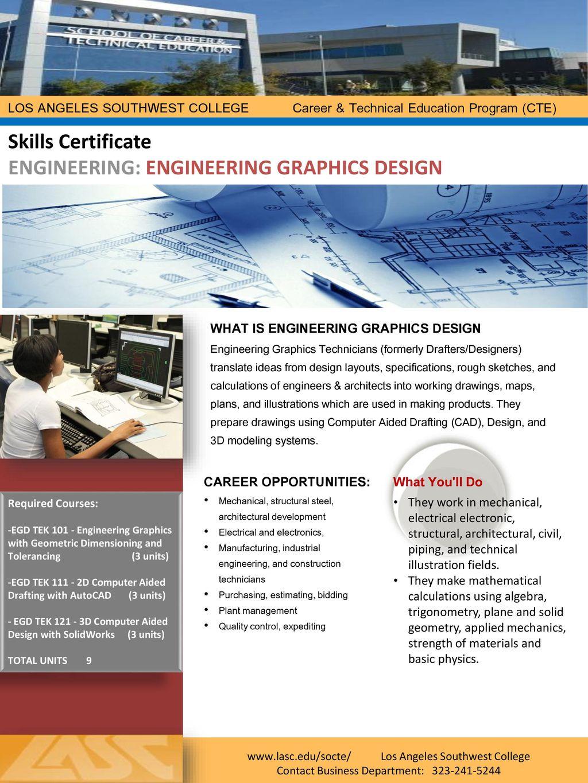 Skills Certificate Engineering Engineering Graphics Design Ppt Download