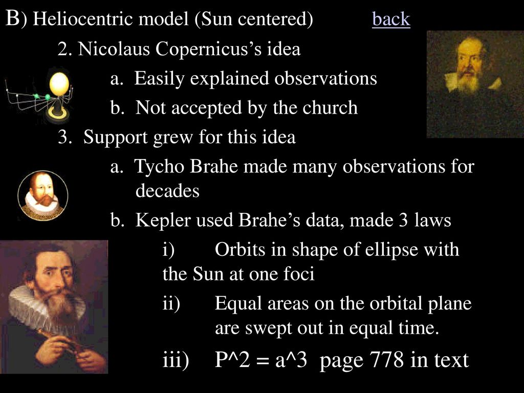 Ch 28 Formation Of The Solar System Ppt Download Tycho Brahe Diagramjpg B Heliocentric Model Sun Centered Back