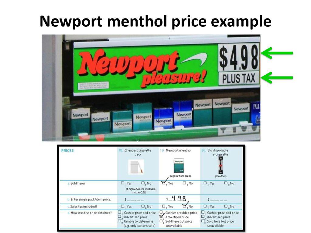 Standardized Tobacco Assessment for Retail Settings (STARS