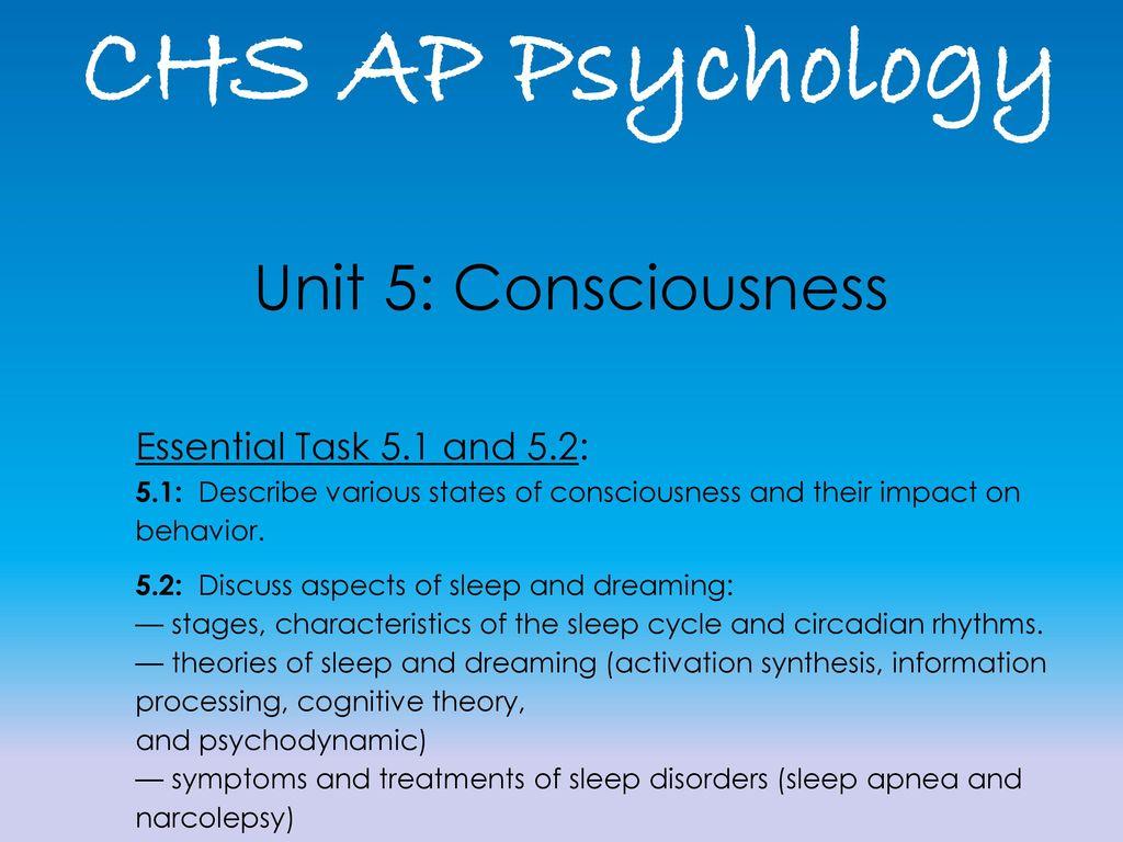 Myers ap psychology unit 5 vocab
