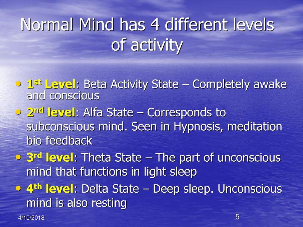 Hypnosis Dr  Akshay Kumar, Ph  D - ppt download