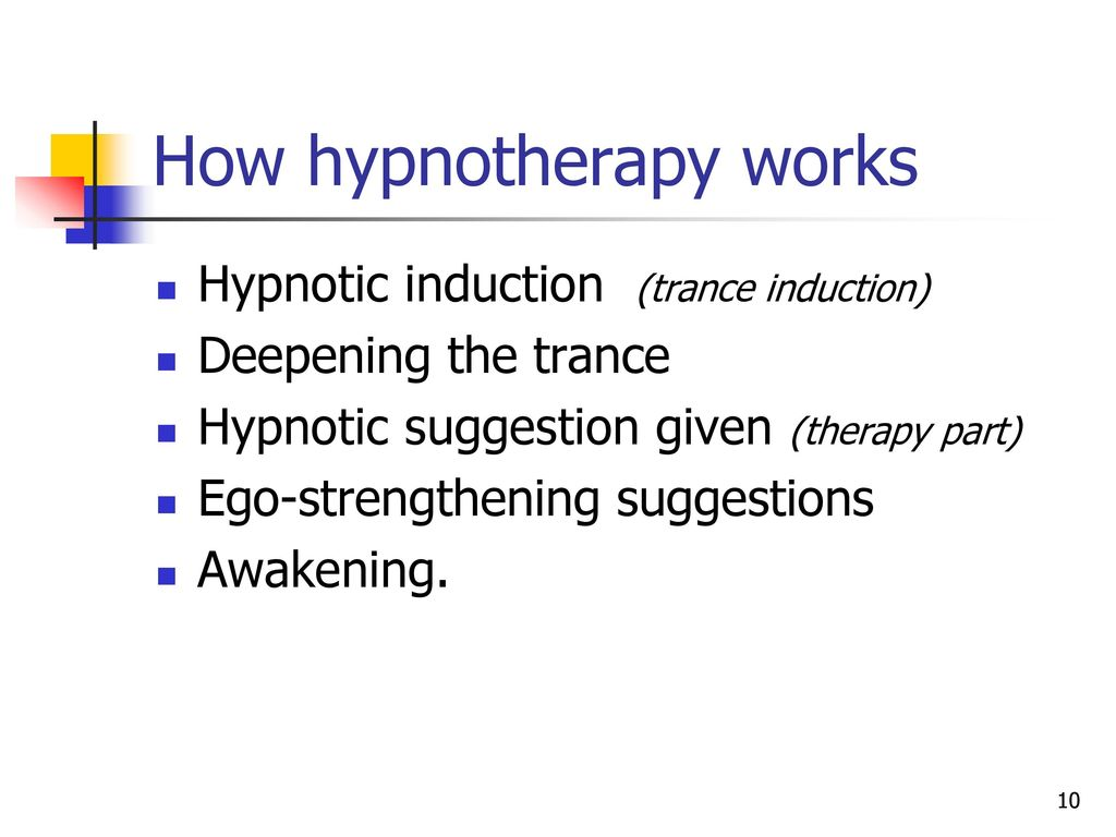 Introduction to Self Hypnosis Workshop - ppt download