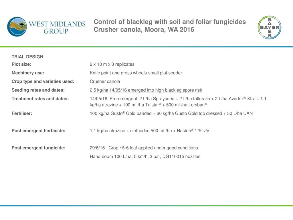 Blackleg and sclerotinia results ppt download
