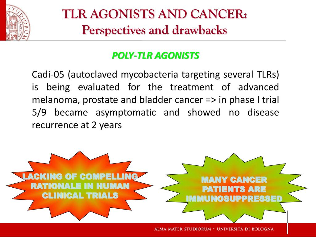 Tlr9 Agonist Clinical Trial