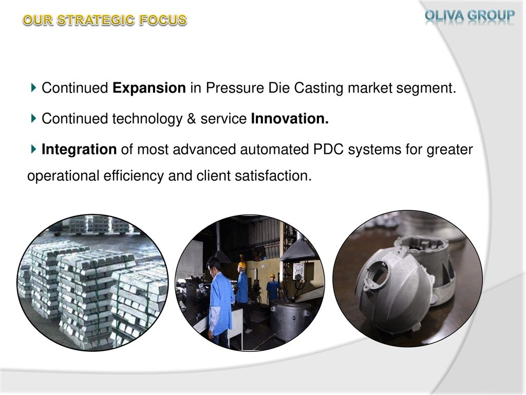 Oliva Group of Companies - ppt download