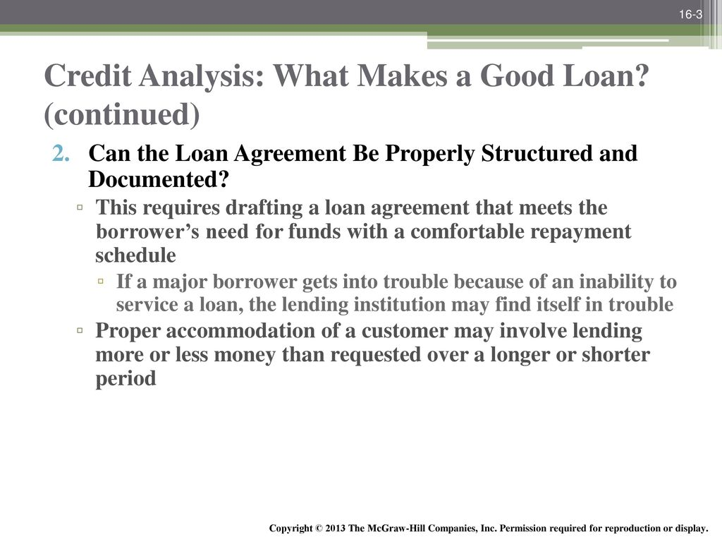 Steps In The Lending Process Ppt Download
