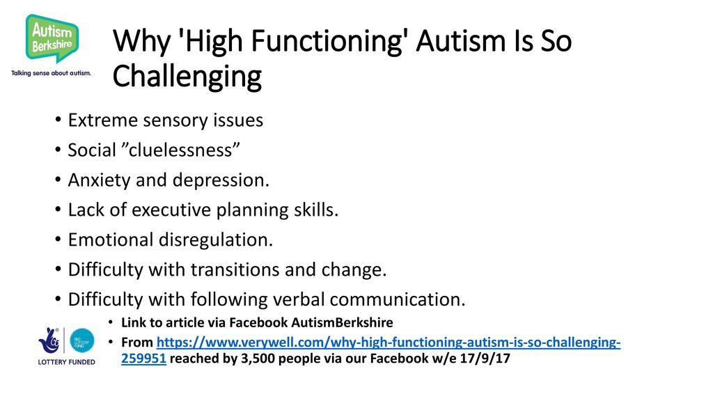 Why High Functioning Autism Is So >> Presentation Autism Best Practice Event Ppt Download