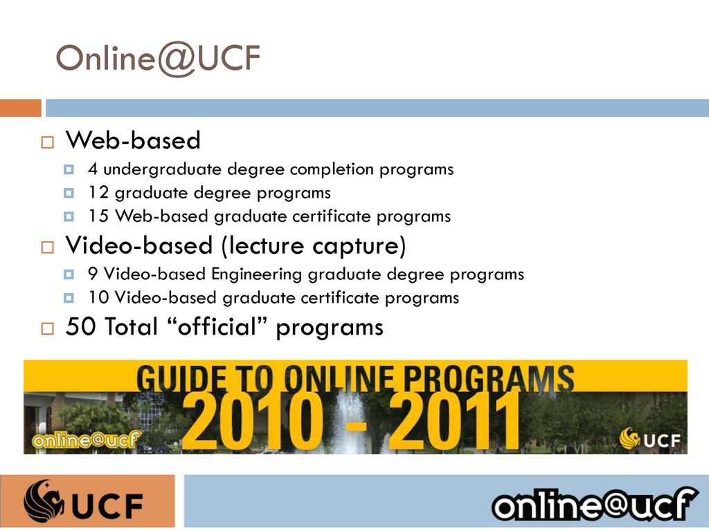 Into The Light Using Data Mining To Reveal Online Programs Ppt