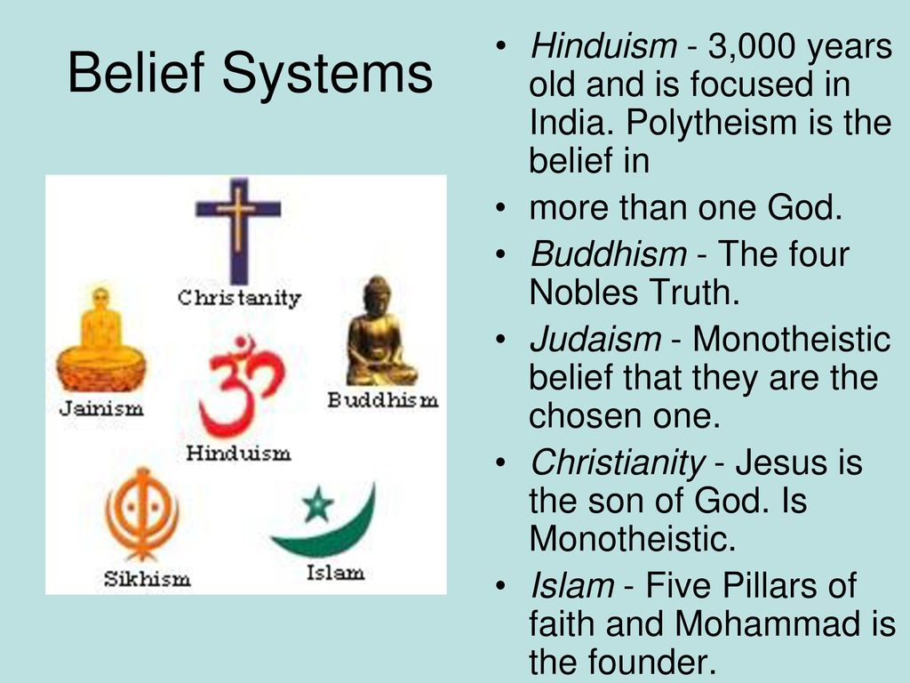 analyzing the belief system in the hindu tradition Caste system has been the bane of hindu society for centuries in terms of impact, it did much greater damage for a much longer period to a great many people than the slave system of the western world or the witch-hunting practices of medieval europe.