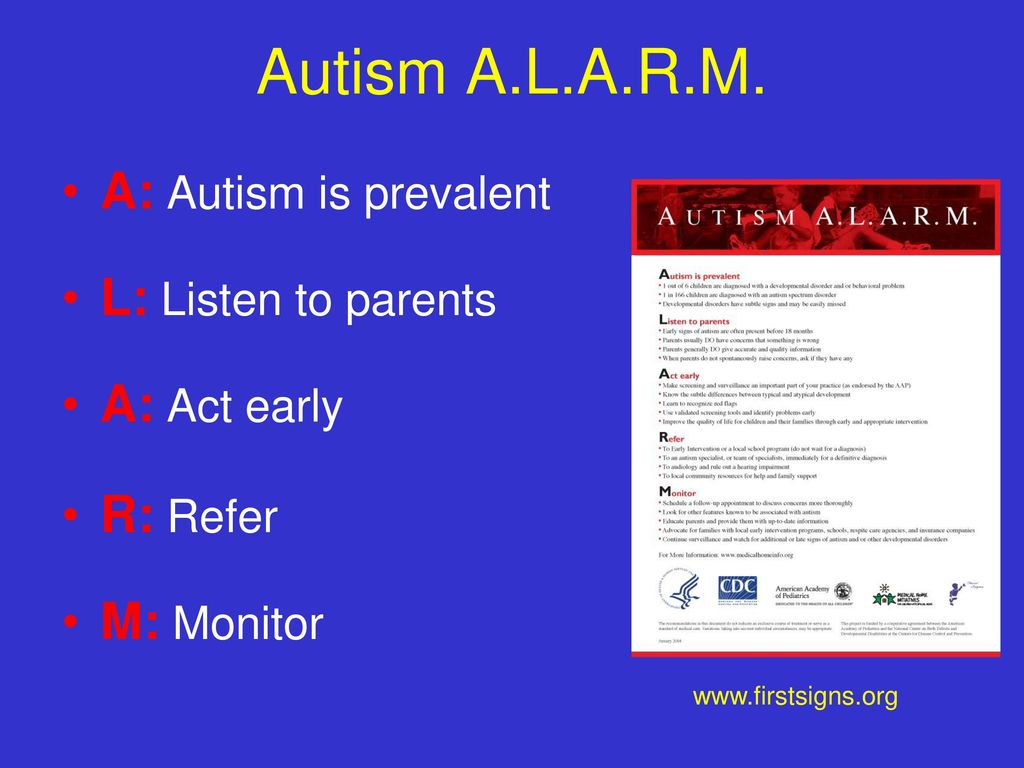 Autism Next Steps The Day After ASD Diagnosis