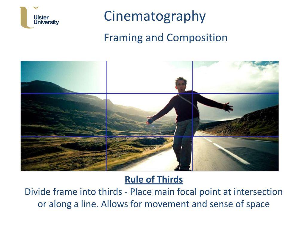 Cinematography Module - CIN303 – Week ppt download