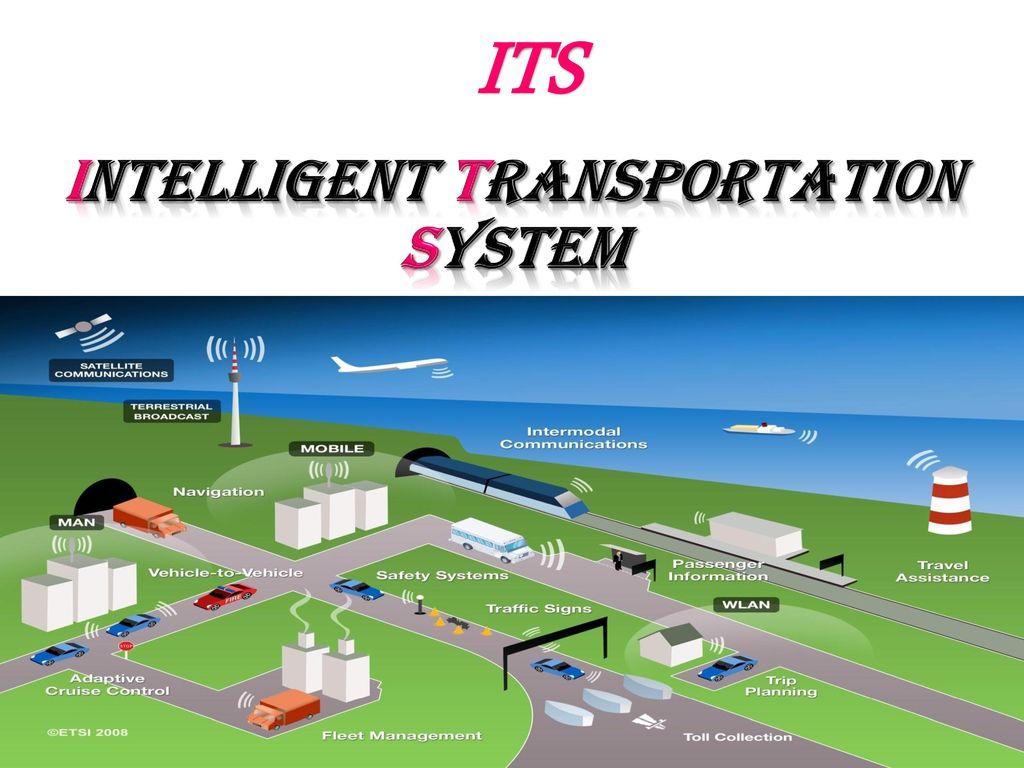 Intelligent Transportation System - ppt download