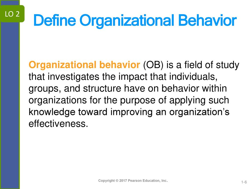economy in organizational behavior Impact of globalization on organizational culture, behaviour and gender role by: mirjana radovic-markovic published 2012 the new in new economy means a more stable and longer growth, with more jobs, lower inflation and interest rates, explosion of free markets worldwide, the unparalleled access to knowledge through the internet and new type of organization which affects organizational change.