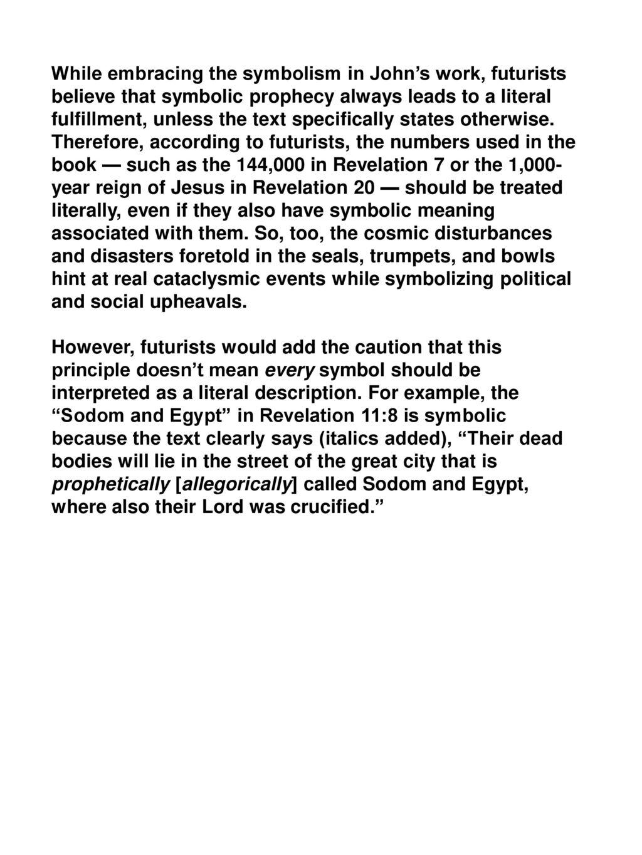 Choosing A Perspective For Understanding Revelation Ppt Download