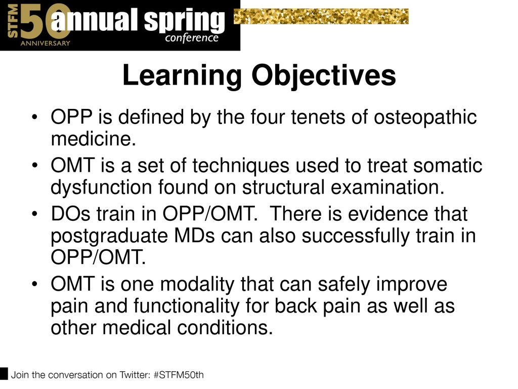 introduction to osteopathic principles and practice - ppt download