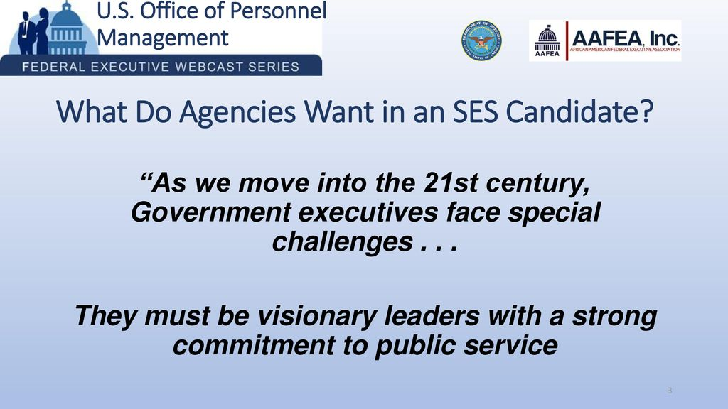 strong commitment to public service