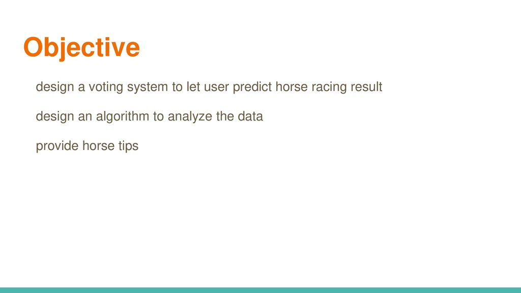 Research in Collective Intelligence through Horse Racing in Hong