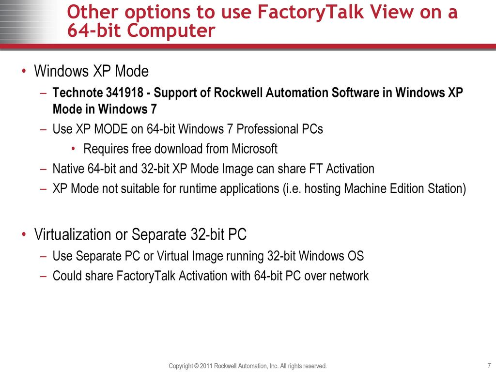 Extended Operating System Support - ppt download