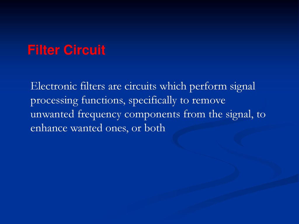 Definition Of Plc A Digitally Operating Electronic Apparatus Which Filter Circuits Circuit