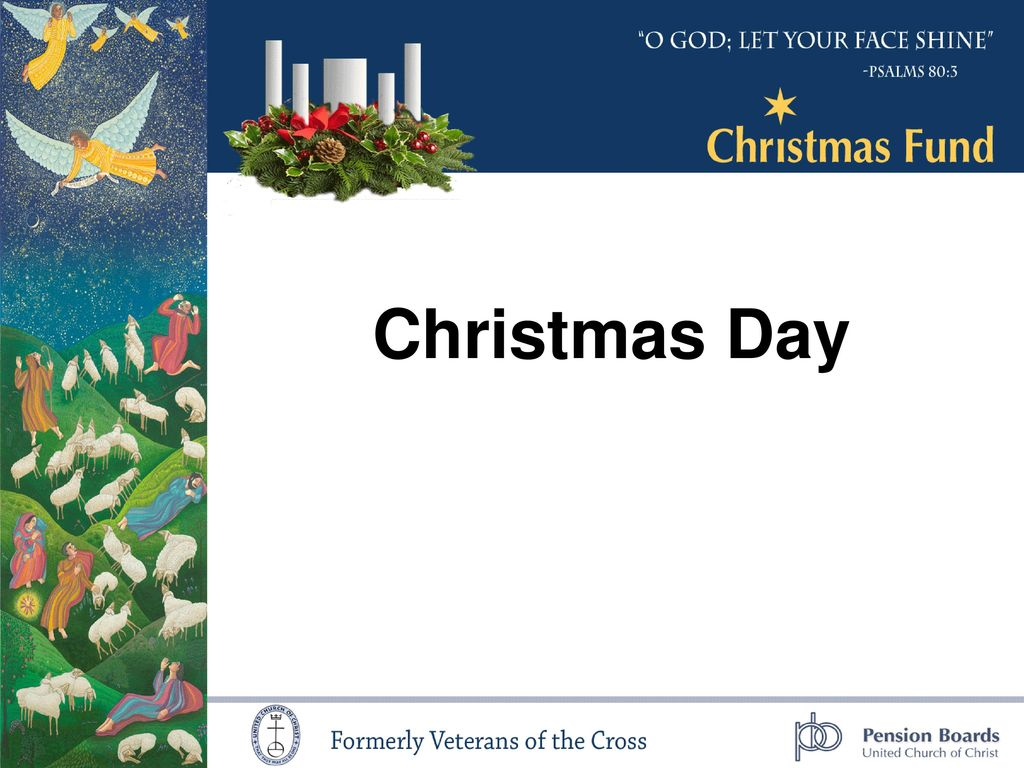 Christmas Day. - ppt download