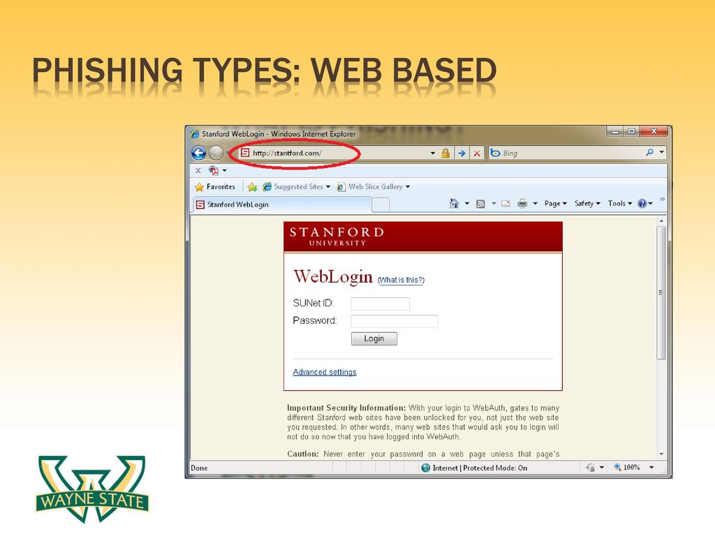 Protection your inbox from phishing - ppt download