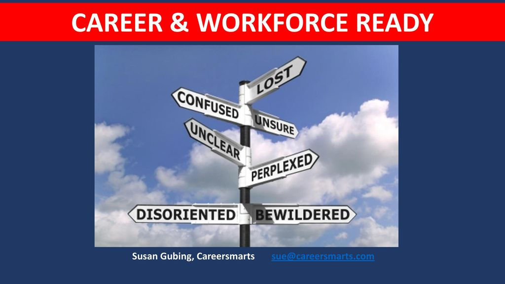 CAREER & WORKFORCE READY - ppt download