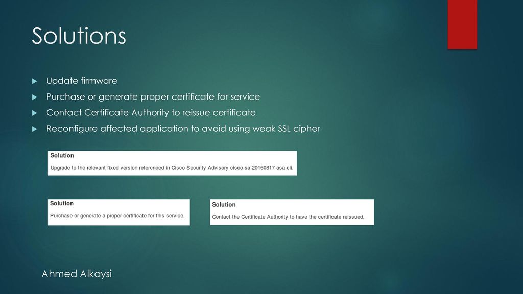 Nessus Vulnerability Scan Ppt Download