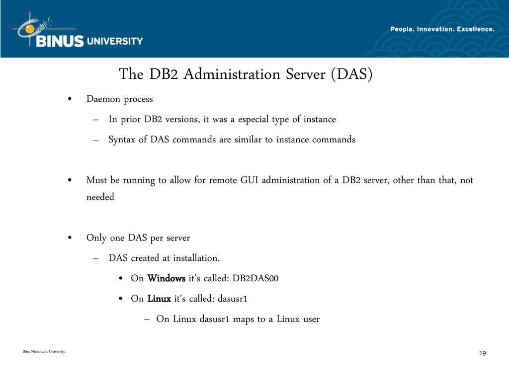 Introduction to DB2 Pertemuan 1 - ppt download