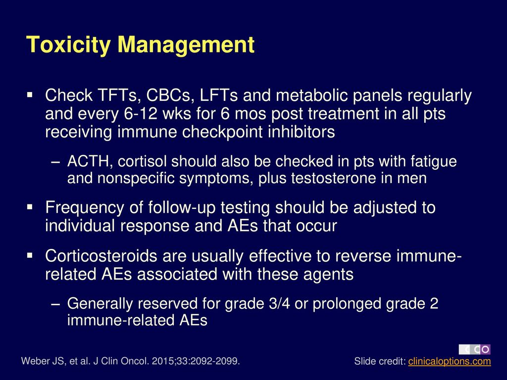 How Immunotherapy in Lung Cancer Is Changing Practice - ppt download