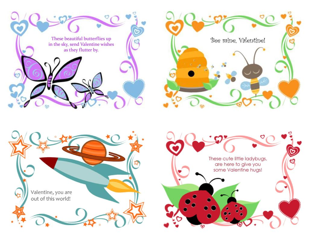 Bee Mine Valentine Valentine You Are Out Of This World Ppt