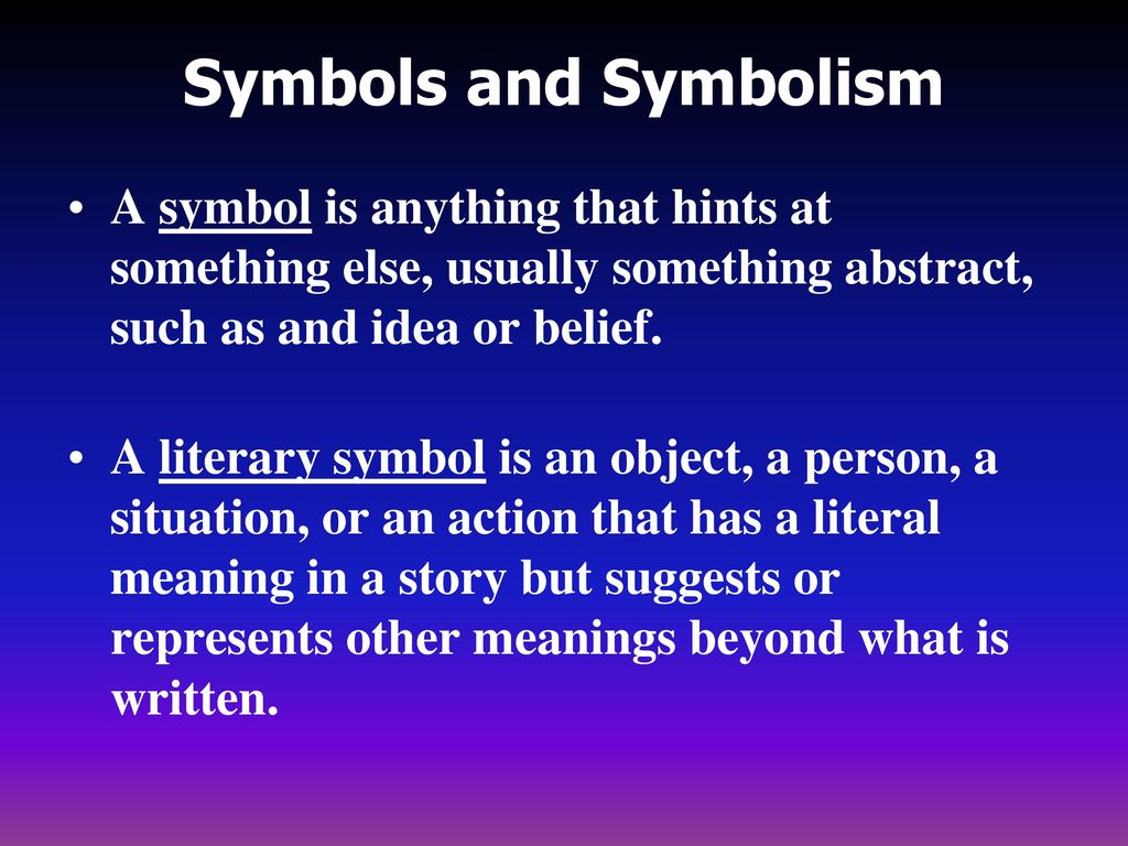 Meaning Beyond The Obvious Ppt Download