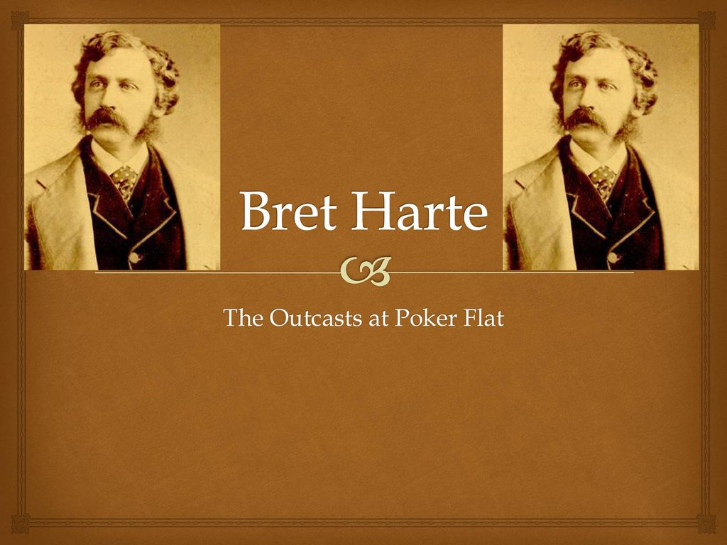 The outcasts of poker flat literary analysis regionalism harrahs free slots online