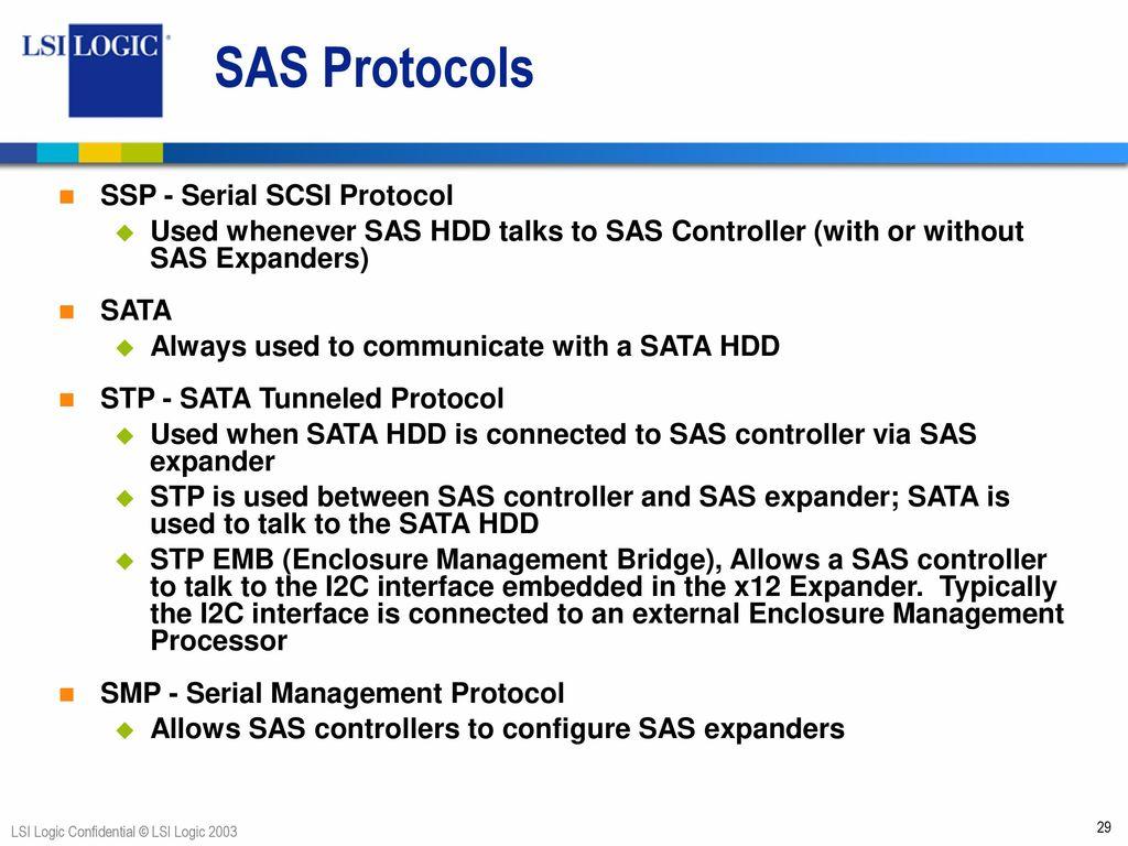 DRIVERS: LSI SAS X12 EXPANDER CONTROLLER