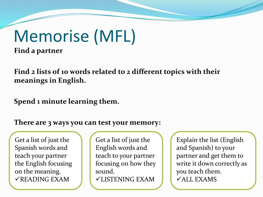 Year 11 Revisiting Learning  - ppt download