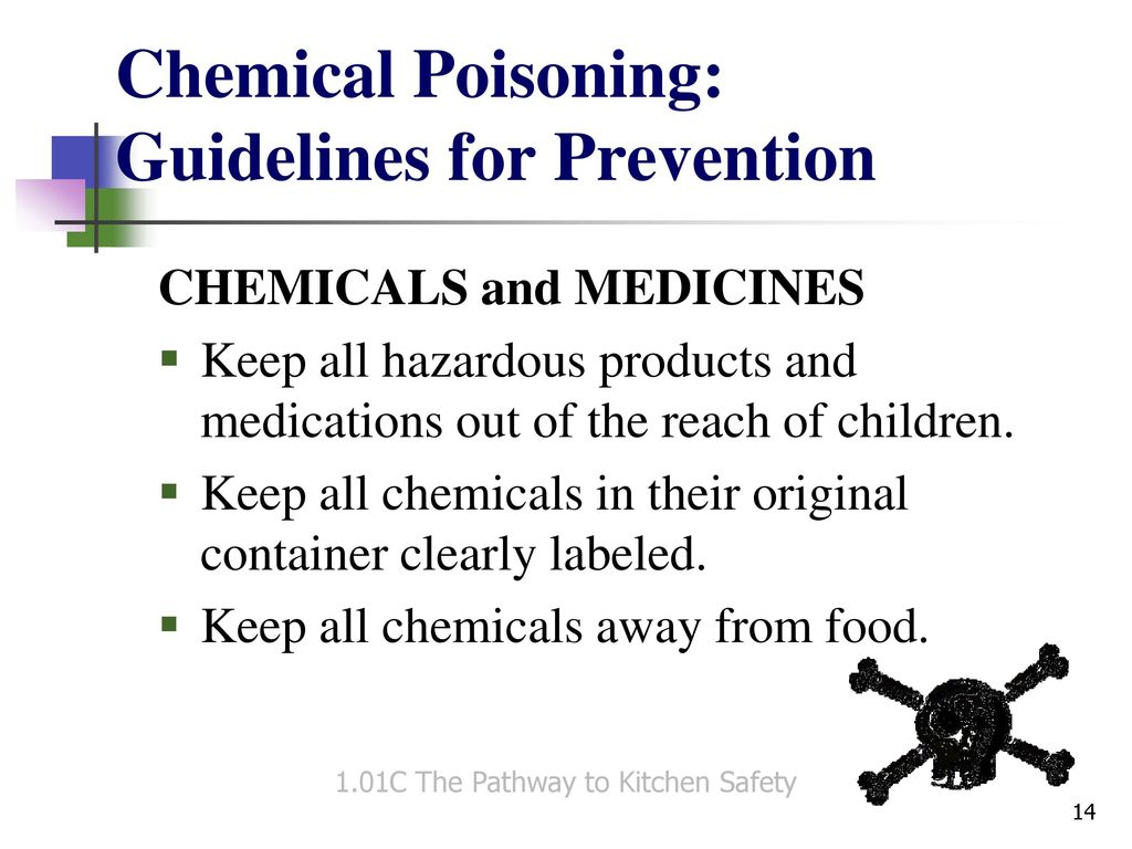1.01 C The Pathway to Kitchen Safety - ppt download