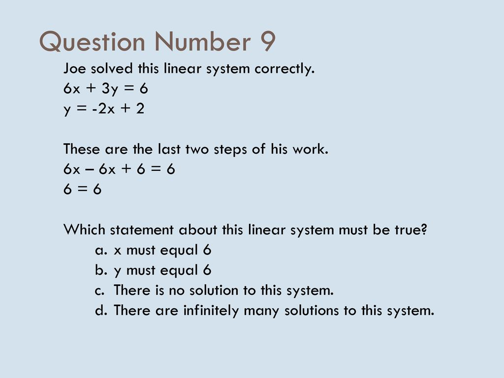 Smarter Balanced Assessment Questions - ppt download