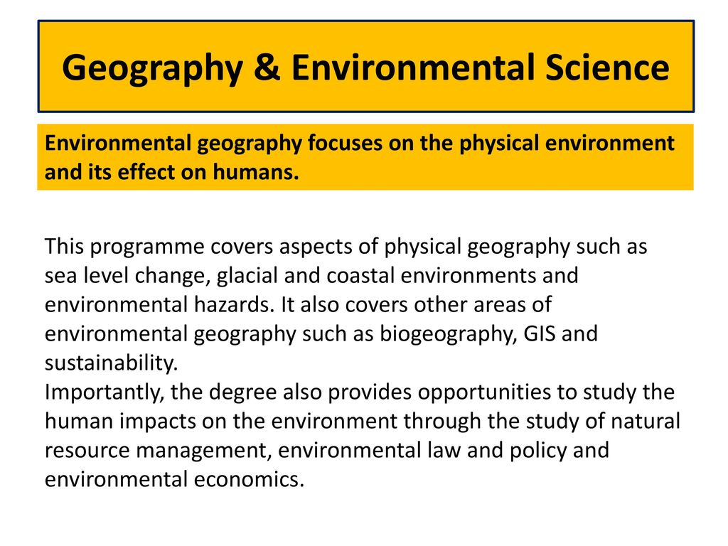 Geography NEW GCSE  - ppt download