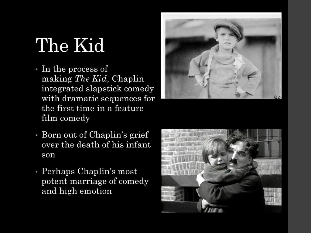 charlie chaplin slapstick