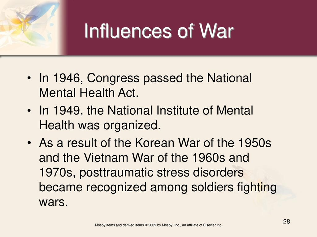 The History Of Mental Health Care Ppt Download
