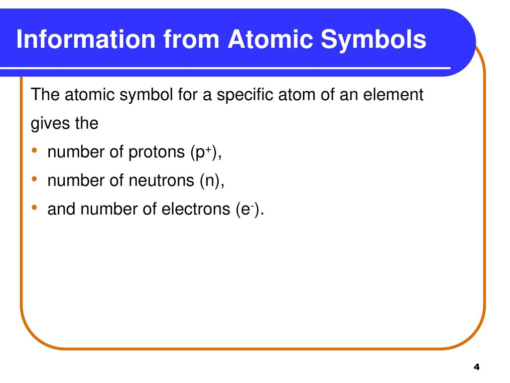 Isotopes And Atomic Mass Ppt Download