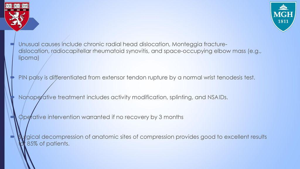 Tratament pentru artroza pe mare