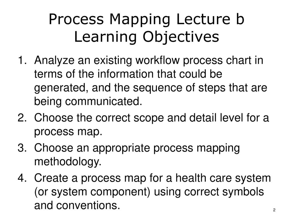 health care workflow process improvement ppt download