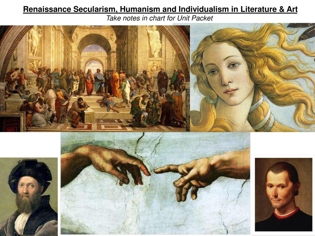 examples of individualism in renaissance art