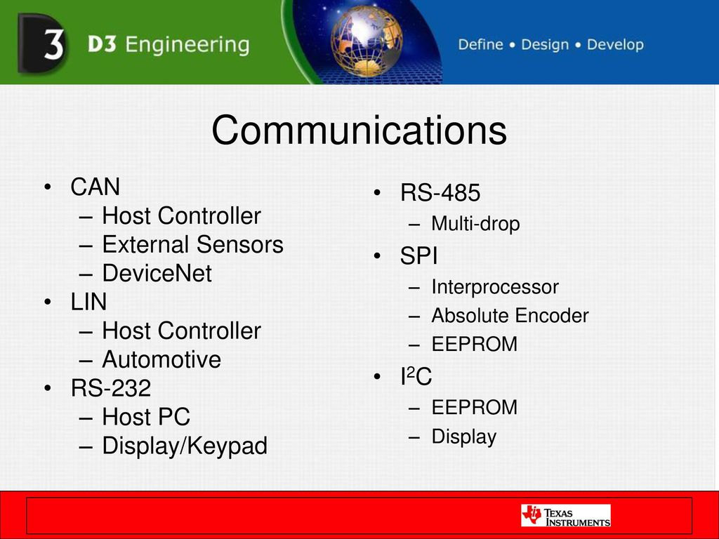 Digital Motion Control System Design - From the Ground Up - ppt download